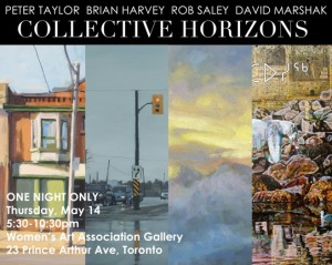 Collective Horizons Show Invite