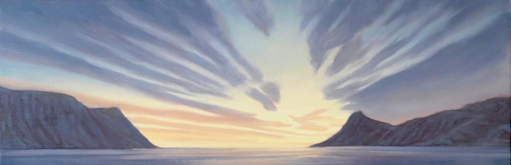 Sea and Mountains, Labrador