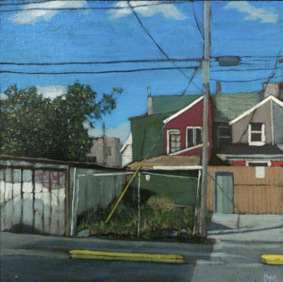 Bathurst St. Alley